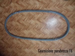 GUARNIZIONE PARABREZZA F6