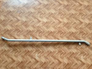 TUBO SCARICO LATERALE 850/1100 FINO '83