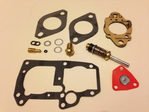 KIT REVISIONE CARBURATORE ZENITH 32IF7