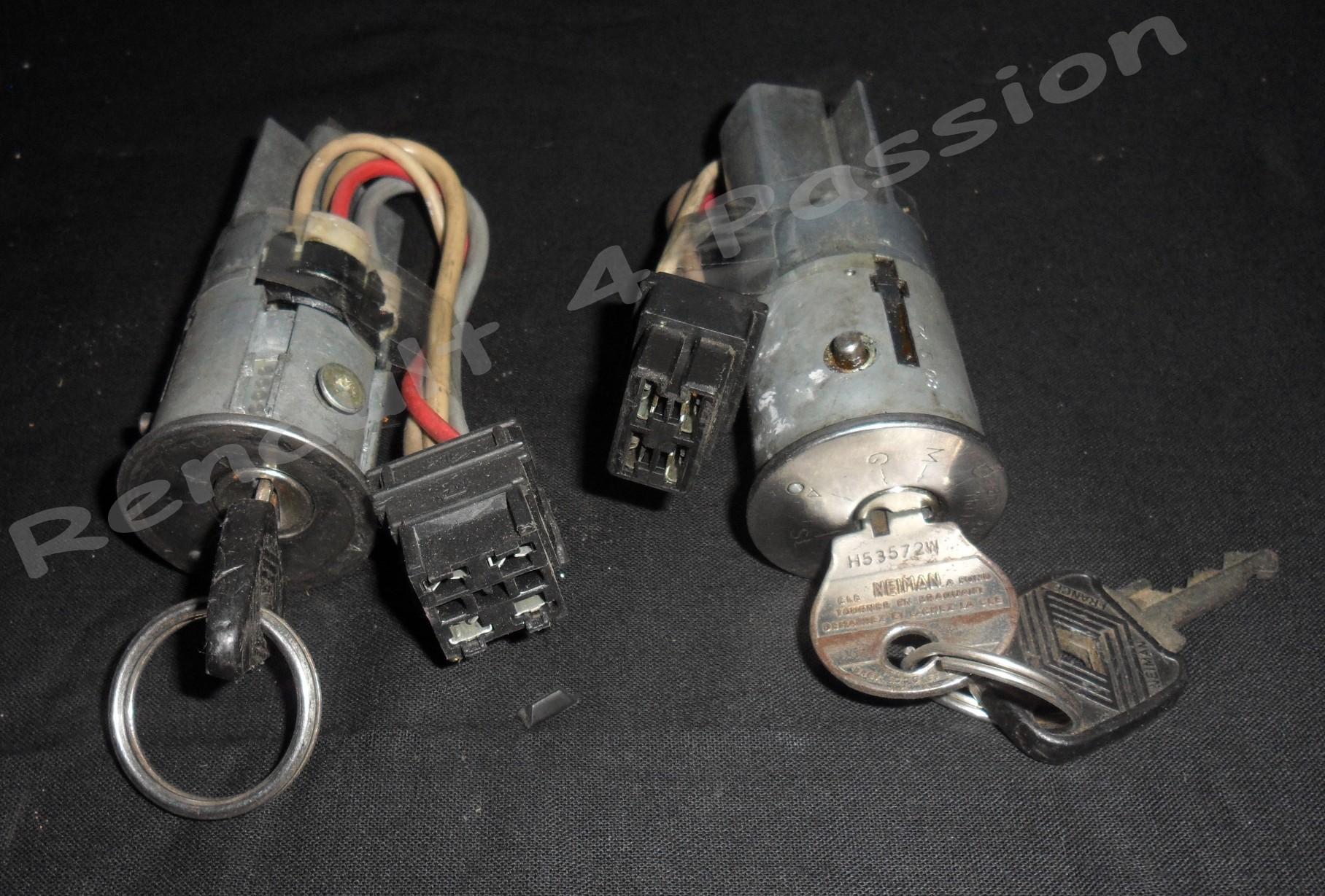 Schemi Elettrici Renault : Impianto elettrico renault 4 passion