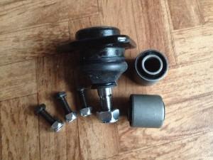 Kit riparazione braccio superiore Renault R4