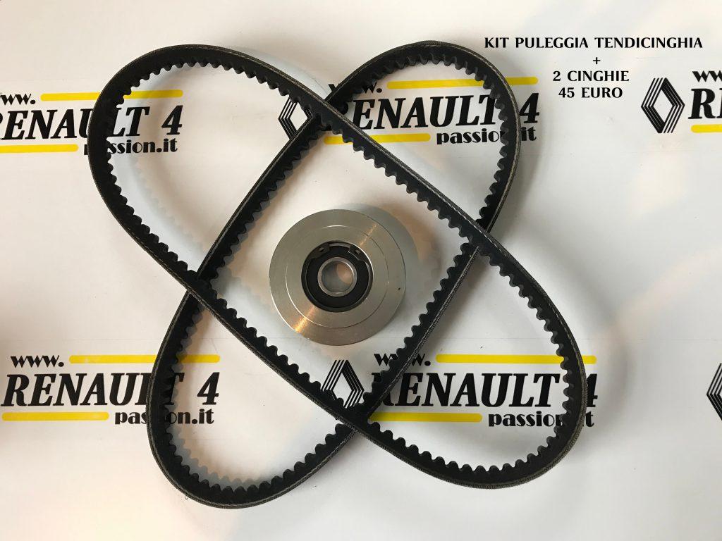 Puleggia tendicinghia Renault R4